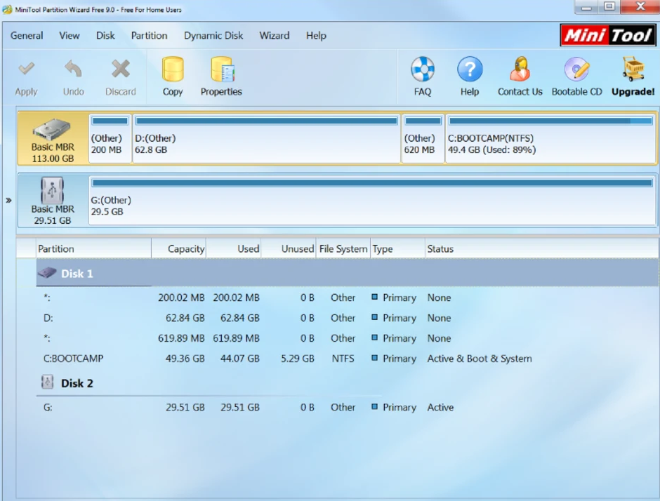 MiniTool-Partition-Wizard-latest version