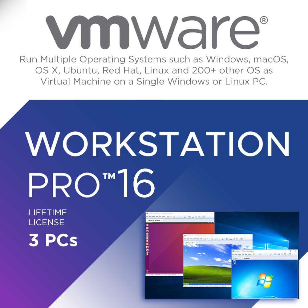Vmware Workstation free for pc