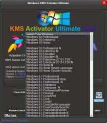 KMS Activator Ultimate licence key free download